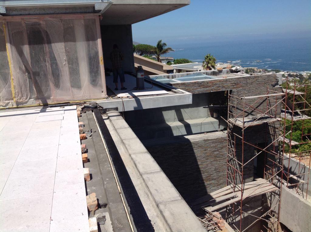 Quantum solutions medburn road for Balcony upstand